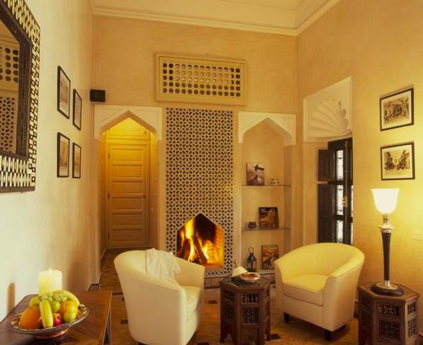 Islamic Inspired Interior Design Amna B