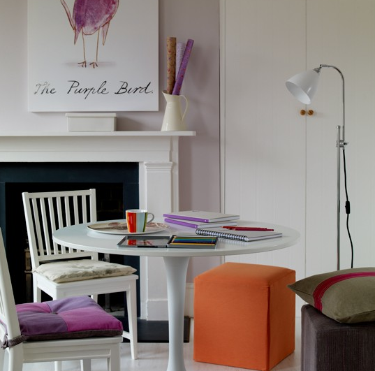Ideas For Decorating Home Office Space: Decorating Ideas For The Ideal Home Office Space