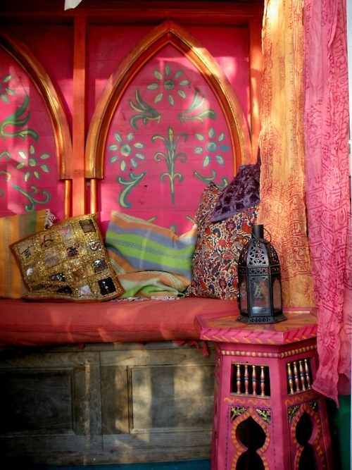 Bohemian Decor Amna B